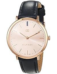 Tommy Hilfiger Damen-Armbanduhr Sophisticated Sport Analog Quarz Leder 1781693