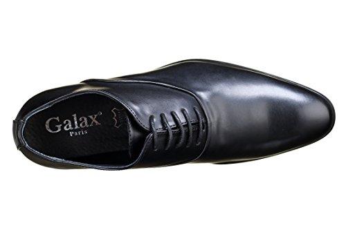 Galax - Chaussure Derbie Gh3087 Black Noir