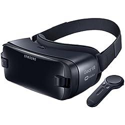 Samsung Gear Virtual Reality mit Controller orchid grau