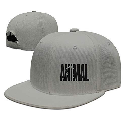 Riverrun Flux Animal Letter Print Stringer Bodybuilding Baseball Caps Snapbacks Plain Caps