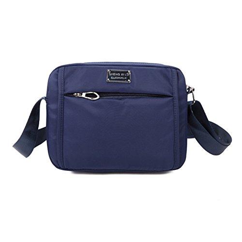 Fashion sacs à bandoulière pour homme et femme/Sacs étanches/Sacs en nylon petit/Sac de messager occasionnel/Sac de sports-C C