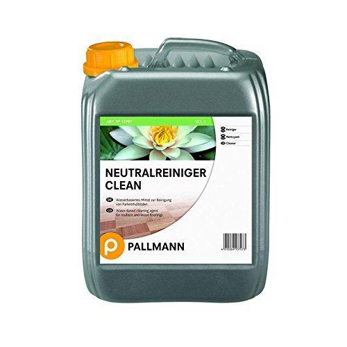 Pallmann Neutralreiniger 10 Liter
