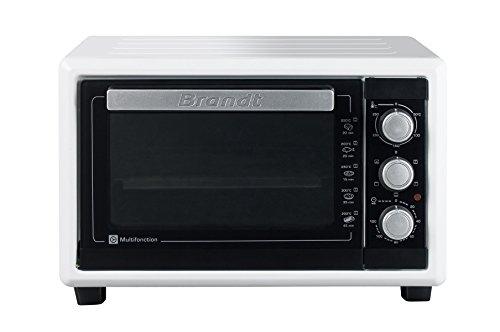 Brandt FC160MW Mini Four Posable Multifonction Blanc 16 L 1200 W
