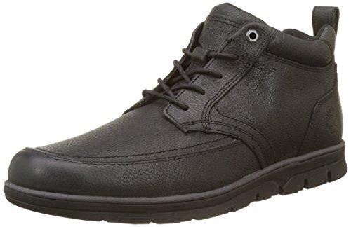 Timberland Herren Bradstreet Moc Toe Chukka Boots, Schwarz (Jet Black), 40 EU Boot Mocs Mocs