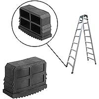 EN131 3/Zertifikat 1 2,9/m ausziehbare Teleskop Verl/ängerung Leiter ausziehbar Mehrzweck-Leiter mit gratis Tragetasche anden131 2 EN131