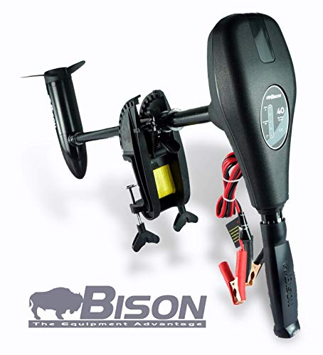 Bison - Motor eléctrico de arrastre