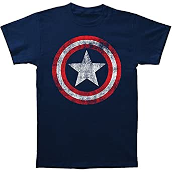 Impact Men's T-Shirt -  Blue - Small