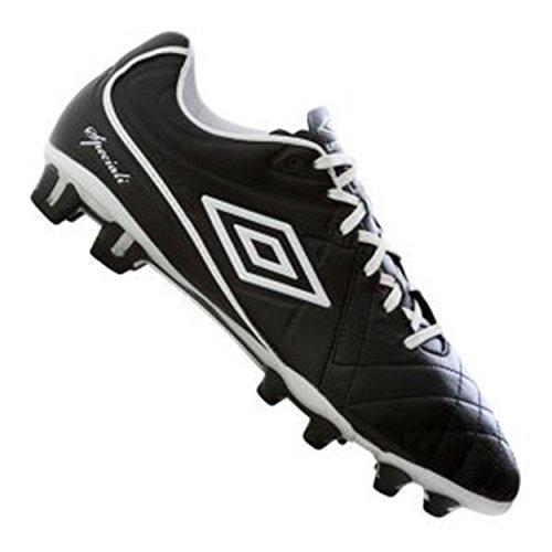 Umbro Speciali 4 Pro Hg, Chaussures de Football homme Noir - Black (B/White)