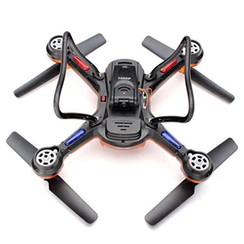 Bescita JJRC H12CH Kopfloser Modus Eine Schlüsselrückkehr RC Quadcopter mit Kamera 5MP UFO(H12C Upgrade hohe Funktion auf eine Version von T und Nachrichten ET) - 3