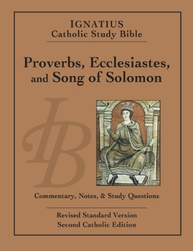 Ignatius Catholic Study Bible: New Testament published by Ignatius Press (2010)
