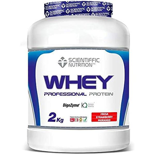 Whey Professional 2Kg Cookies Cream Kyowa®-Digezyme®: Amazon ...