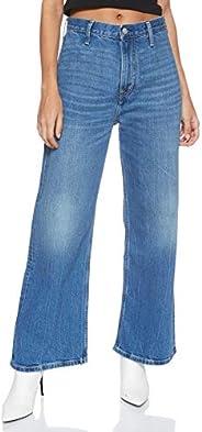 Calvin Klein Jeans Women's Wide Leg Ankle J