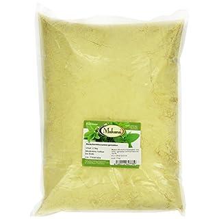 Makana Bockshornkleesamen aus Indien, gemahlen, 2,5 kg Frischebeutel (1 x 2.5 kg)