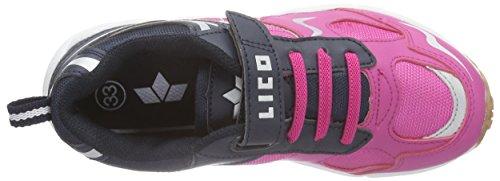 Lico Bob Vs, Chaussures de Fitness Garçon Rose (pink/marine)