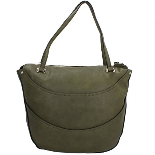 Guess HWVS6529100, Borsa a mano Donna OLV OLIVE