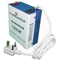 KODAMA KT 1500W Transformer 220V To 110V 1500W Power Converter 220V To 110V 1500 Watt ST