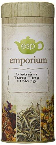 ESP Emporium Oolong Tea, Vietnam Tung Ting, 3.53 Ounce