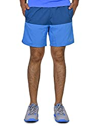 Nike Mens Polyester Shorts (888407348655_642808-496_M _Blue Force/Lbllqr/(Refsil))