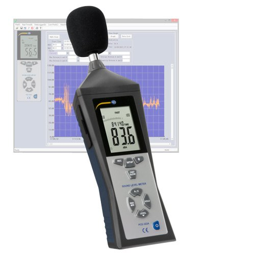 Sound Level Meter PCE-322 A