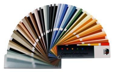 Caparol Color System Farbkarte | Farbfächer | Farbmuster