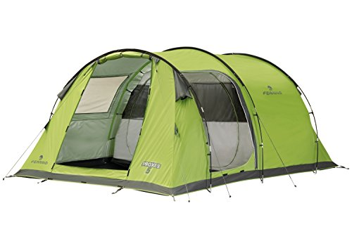 41XjTMzLsLL - Ferrino Proxes Unisex Outdoor Dome Tent available in Green - 4 Persons