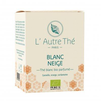 L'Autre Thé - Thé Blanc Bio Aux Épices De Noël - Blanc Neige