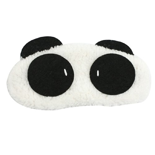 Sonline 2X Panda Volto Viaggi di sonno di sonno Eye Mask (Sonno Eye Mask)