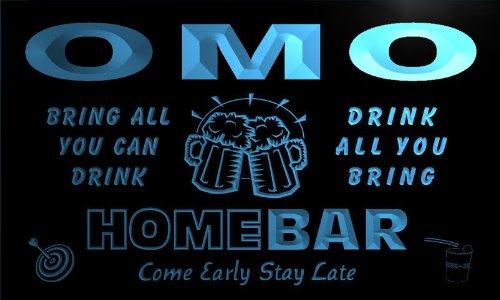q33299-b-omo-family-name-home-bar-beer-mug-cheers-neon-light-sign