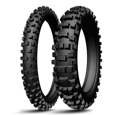 Michelin 100/90-19 57R AC10 TT Hinterrad Motorradreifen