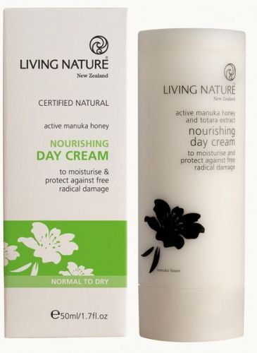 Living Nature: Nourishing Day Cream - Nährende Tagescreme (50 ml)