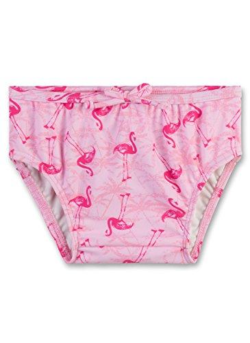 Sanetta Baby - Mädchen Schwimmwindel 420193, Gr. 98, Rosa (light Lily 3970)
