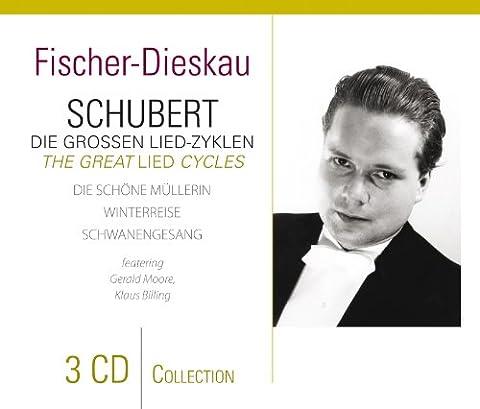 Dietrich Fischer-Dieskau - Schubert: The Great Lied