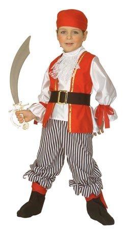 (Widmann-WDM4381S Kostüm für Jungen schwarz-rot, WDM4381S)