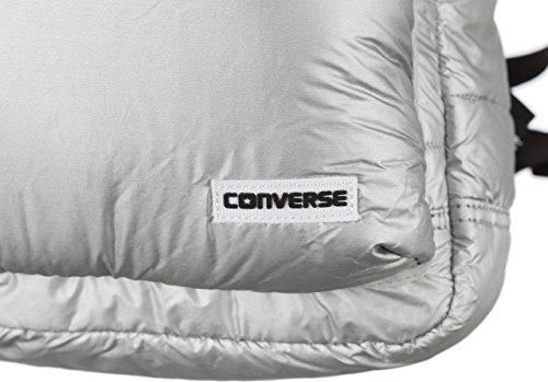 Imagen de converse metallic packable backpack  46 cm metallic silver colored