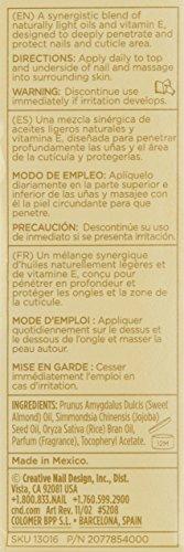 CND Cosmetics CND Essential Solar Oil Nail and Cuti...
