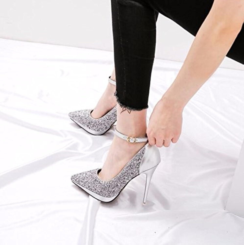 GTVERNH-buonanotte 11cm scarpe col tacco alto una una una donna sexy corrisponde tutto con belle impermeabile scarpe a...   Di Nuovi Prodotti 2019    Scolaro/Ragazze Scarpa  af8850