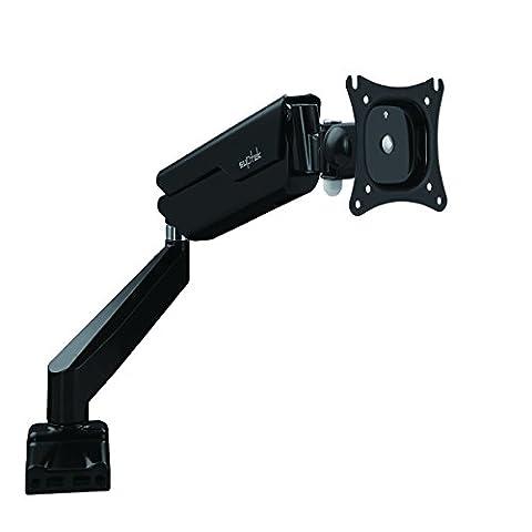 Suptek Full Motion support de bureau support avec fixation et ressort à gaz pour écrans d'ordinateur 13 - 27 LED LCD téléviseurs à écran plat d'jusqu'à 10 kilogram avec VESA 100/75 mm MD7B