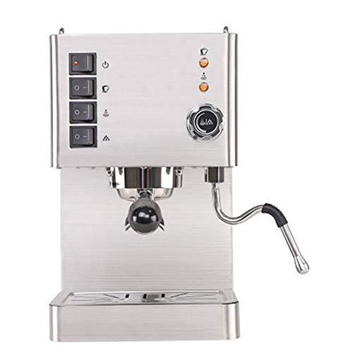 QYQ Haushalts-Espressomaschine Küchenpumpe Halbautomatische Kapselmaschine 15 Tassen