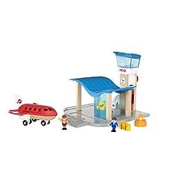 Ravensburger Italy- Set Aeroporto con Torre di Controllo, 33883