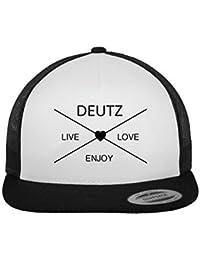 JOllify DEUTZ Trucker Cap Kappe Mütze - ONE SIZE