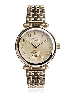 Vivienne Westwood Damen-Armbanduhr Primrose Analog Quarz VV051CPGD