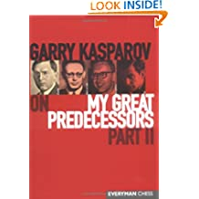 Gary Kasparov on My Great Predecessors: Pt. 2