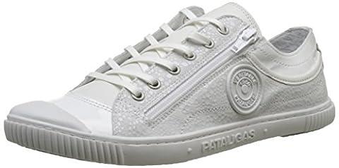 Pataugas Bisk/BB, Baskets Basses Femme, Blanc (Blanc), 40 EU