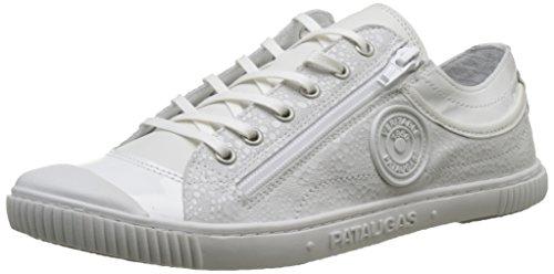 Pataugas Bisk/Bb, Baskets Basses Femme Blanc (Blanc)