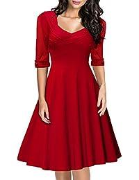 Rosso vestiti donna abbigliamento for Vestiti amazon
