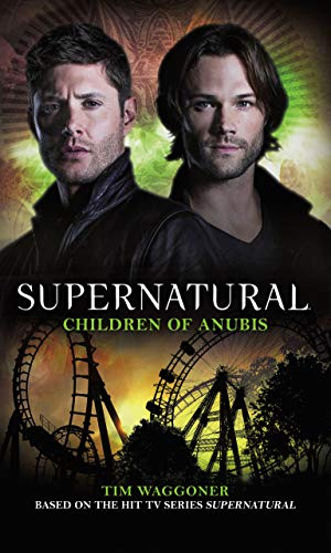 Supernatural:: Children of Anubis (English Edition) Chevy Impala Radio