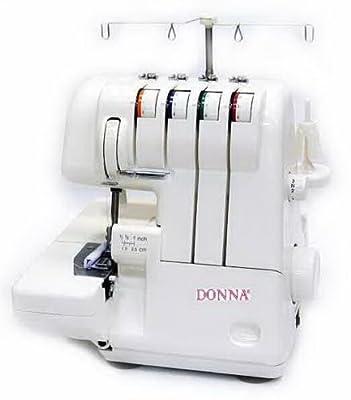 Máquina de coser remalladora Donna Modelo 844