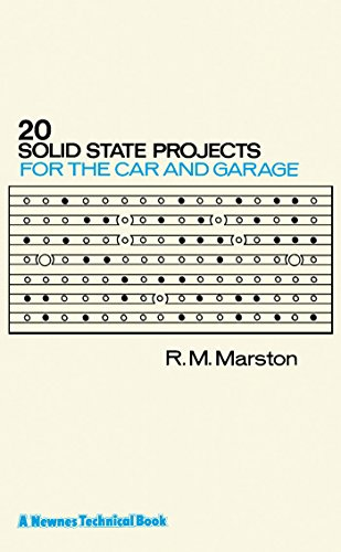 20 Solid State Projects for the Car & Garage (English Edition) Ice Flasher