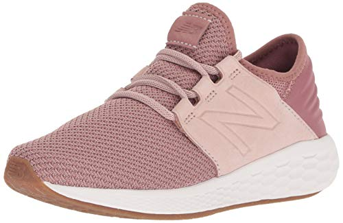 New Balance Fresh Foam Cruz v2, Scarpe da Corsa Donna, Rosa Conch Shell, 39 EU