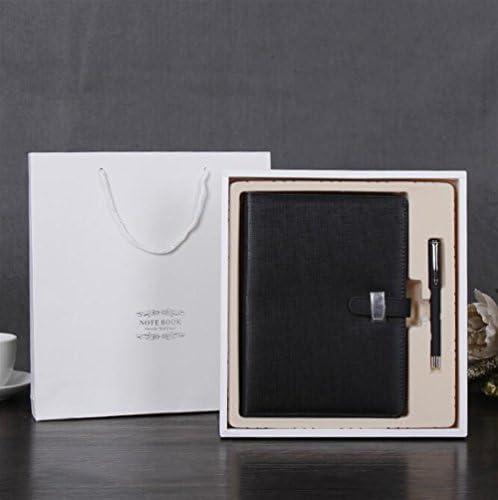 SunnyGod Cadeau Cadeau Cadeau pour Les  s Cahier à Spirale créatif avec des Ensembles de Cadeau de Noël Set Pen (Noir) B07FS8J2QT   à Prix Réduits  346e66